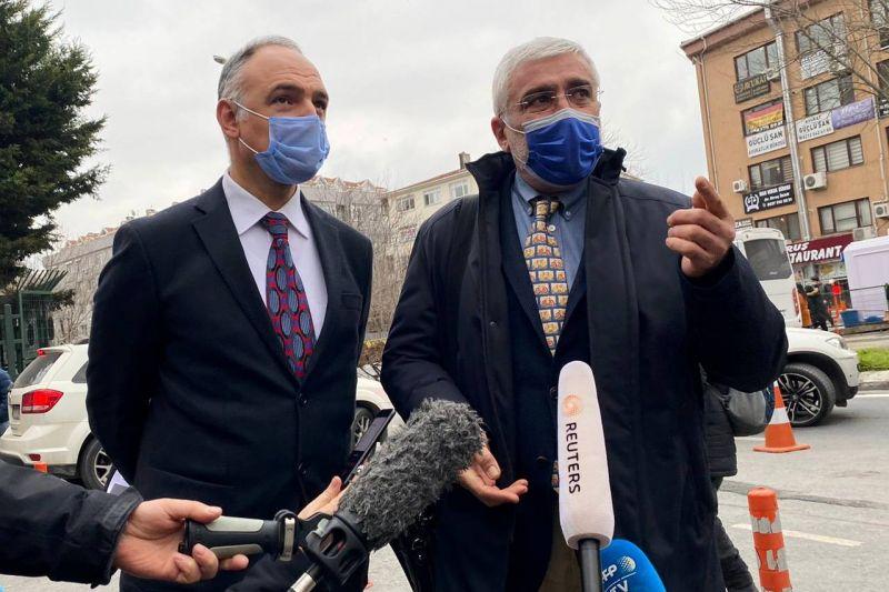 Fuite de Ghosn: trois complices condamnés à de la prison en Turquie