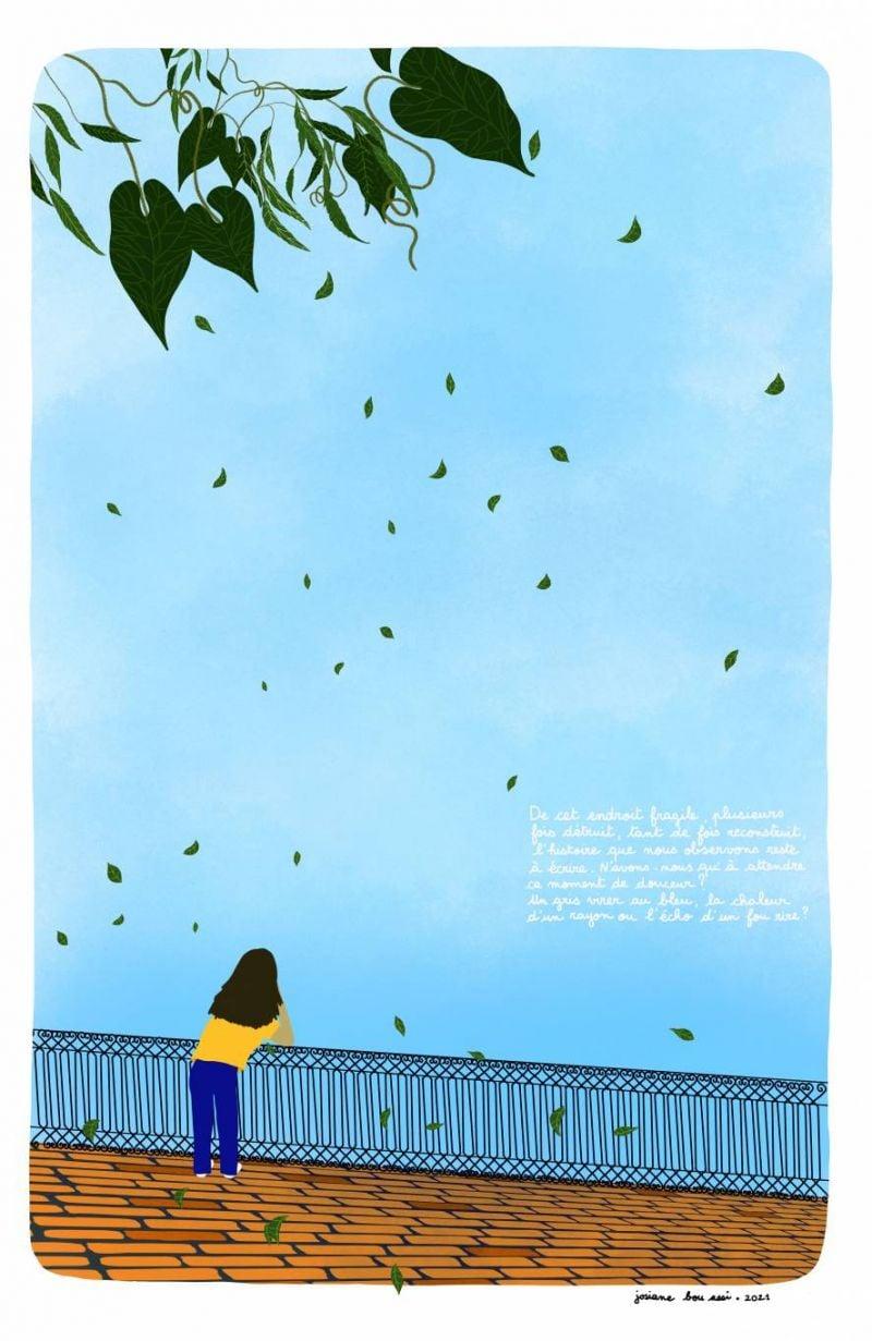L'illustration de Josiane Bou Assi