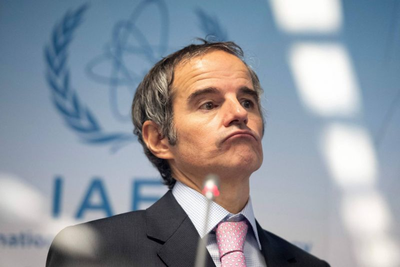 Nucléaire iranien: les Européens vont soumettre une résolution à l'AIEA