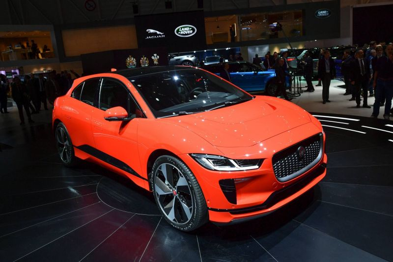 Jaguar en 2025, Volvo en 2030