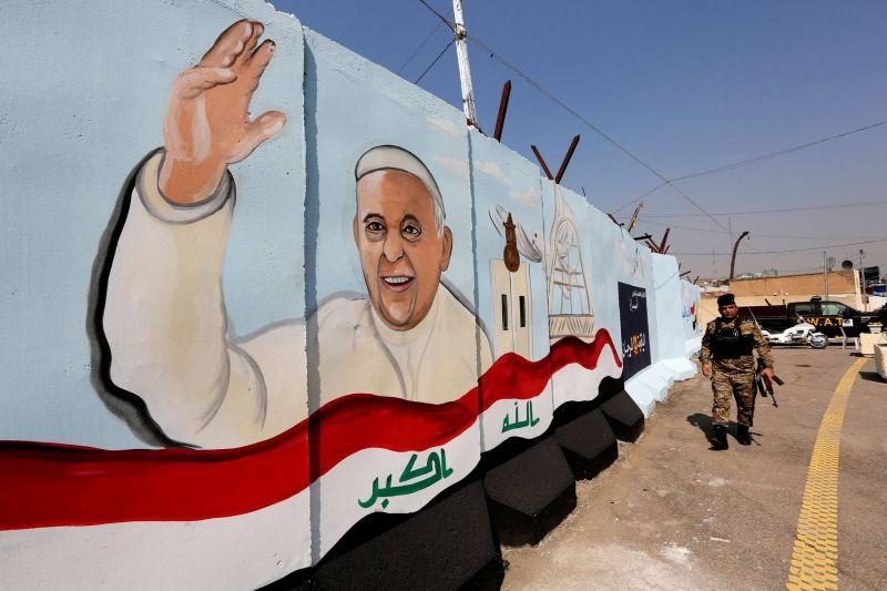 L'Irak s'apprête à recevoir le pape... entre Covid, roquettes et manifestations