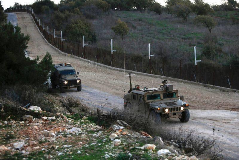 Un Libanais qui a franchi la frontière détenu et interrogé par l'armée israélienne