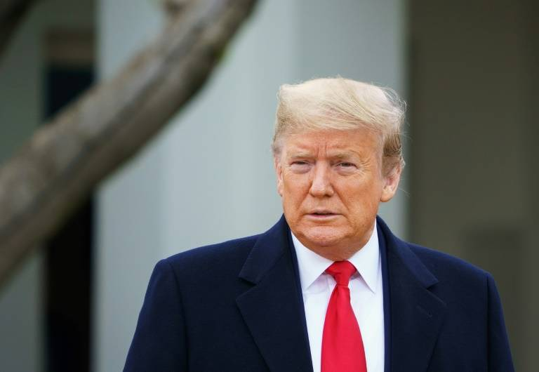 Trump s'apprête à prononcer son premier discours en tant qu'ex-président