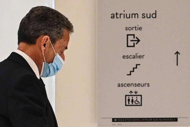 L'ex-président Sarkozy va faire appel de sa condamnation pour corruption