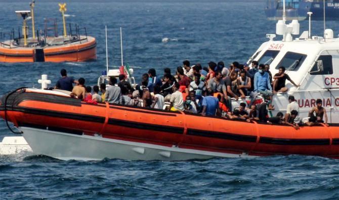 147 migrants secourus au large de la Libye par l'ONG Sea-Watch