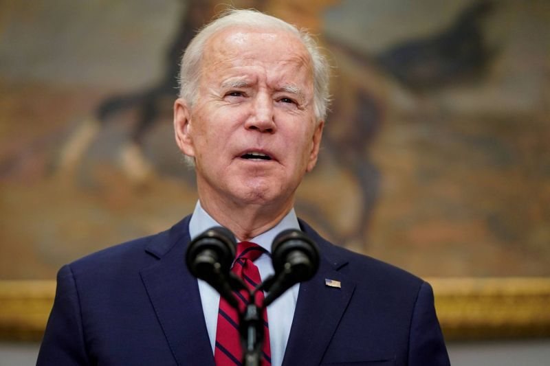 Une annonce sera faite lundi sur l'Arabie saoudite, prévient Biden