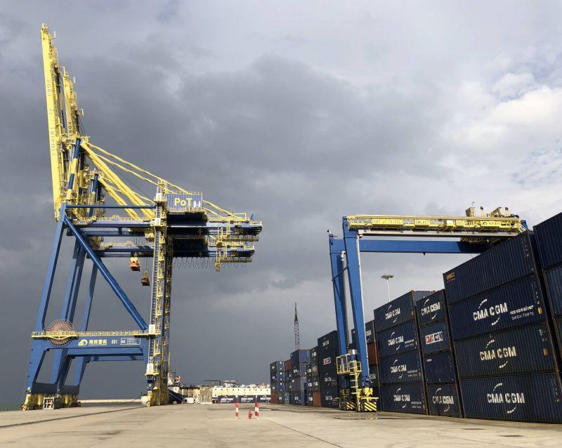CMA CGM acquiert 100 % de l'opérateur gérant le terminal conteneurs de Tripoli