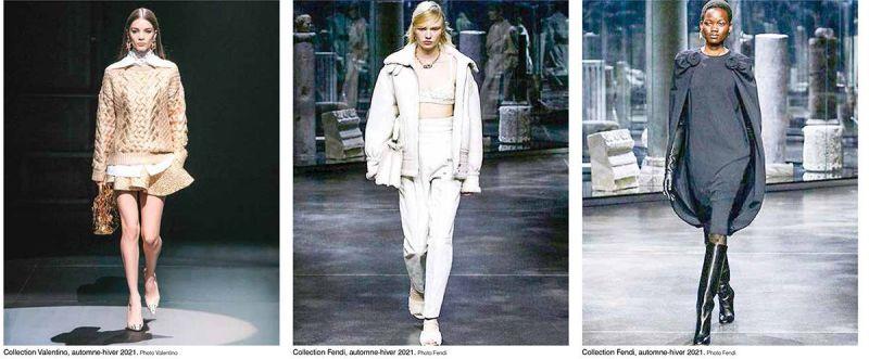 La semaine virtuelle de la mode milanaise pour un hiver adouci