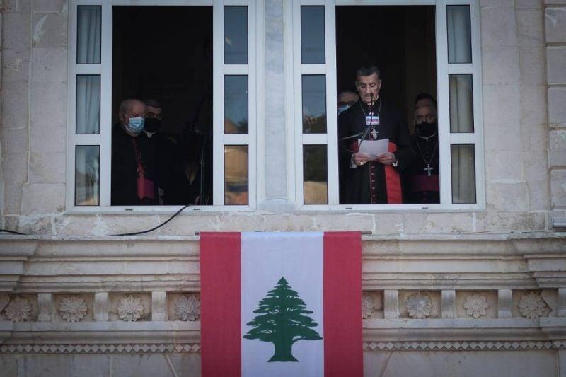 Raï devant des milliers de Libanais rassemblés à Bkerké : Nous avons libéré le territoire, libérons maintenant l'État