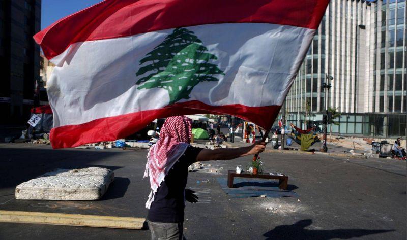 Protestations dans la banlieue sud et d'autres quartiers de Beyrouth