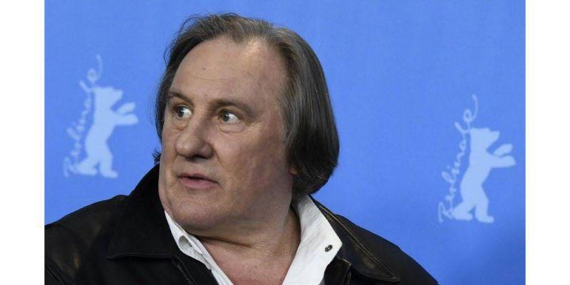 Le monument du cinéma français Gérard Depardieu inculpé pour