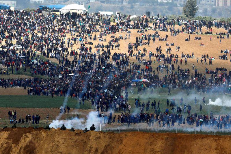 La CPI ouvre une enquête sur des crimes présumés dans les territoires palestiniens