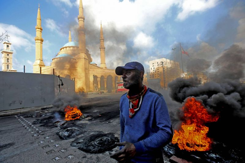 Le «lundi de la colère» paralyse le pays