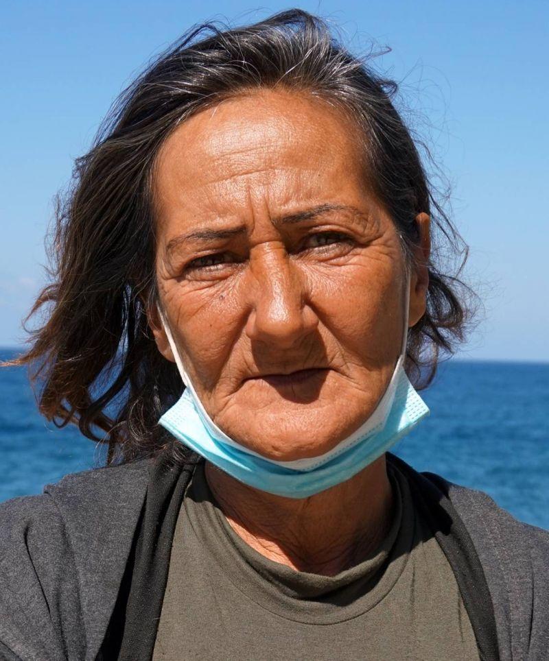Maryam, la survivante de la Corniche