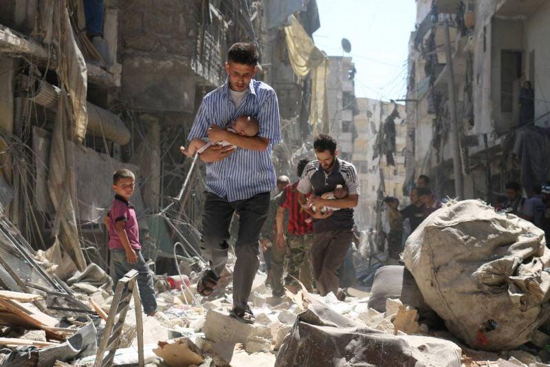 Syrie: voyage au bout de la déshumanisation