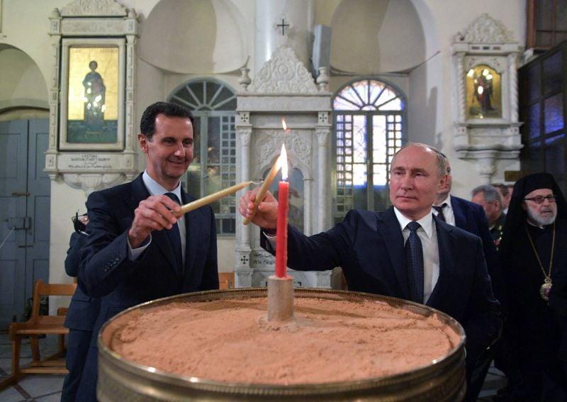 «À chaque fois que les Russes font pression sur lui, Assad appelle les Iraniens à l'aide»