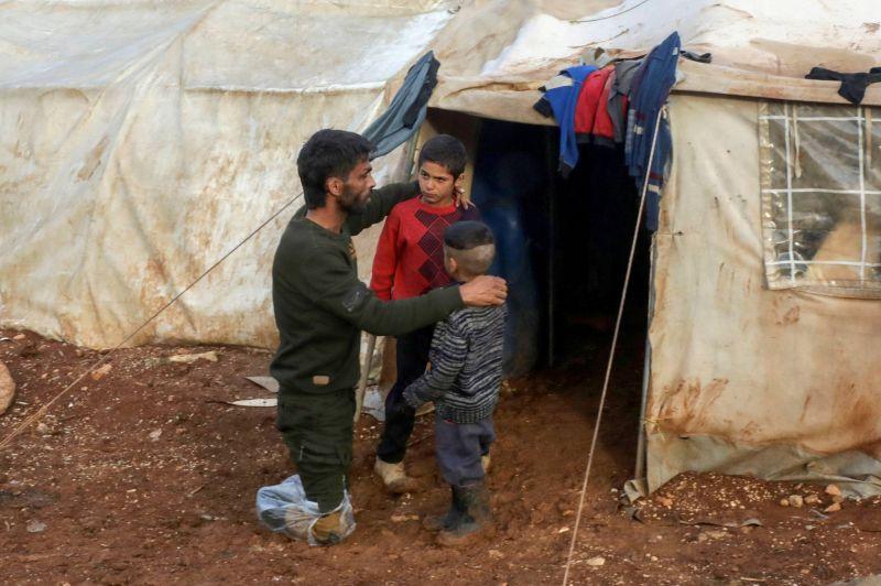 Après une décennie de guerre, point d'avenir pour les enfants