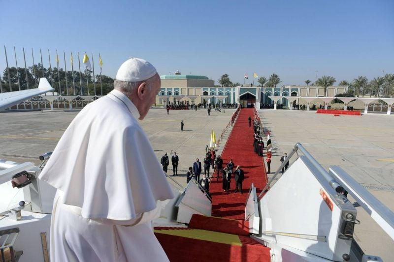 Le Hezbollah salue la visite du pape François en Irak