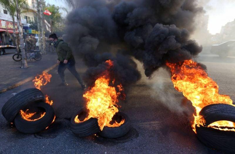 Cinquième jour consécutif de manifestations, des routes bloquées sur tout le territoire