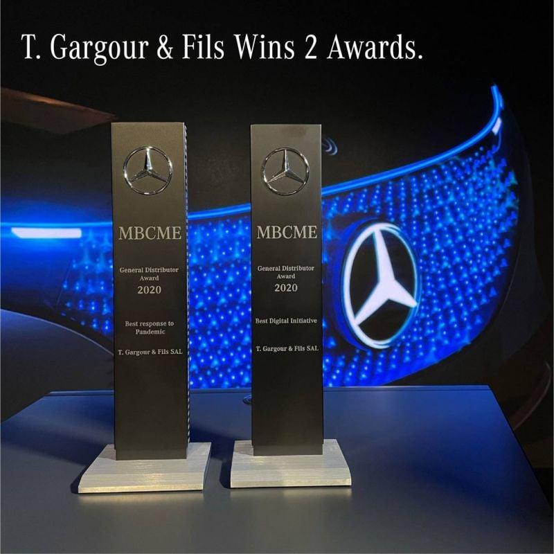 T. Gargour & Fils reçoit deux prix prestigieux