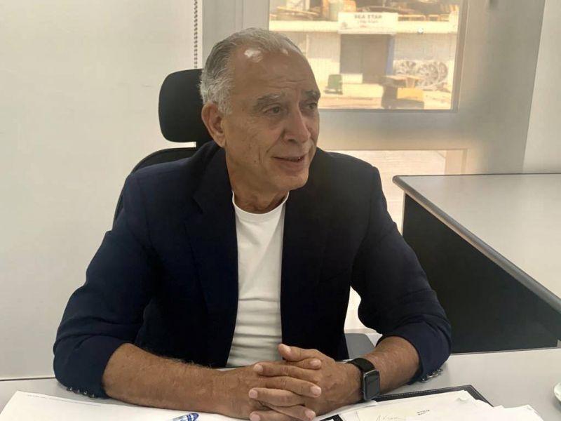 Antoine Amatouri, président de Gulftainer Liban: Le port de Tripoli a bien résisté à la crise