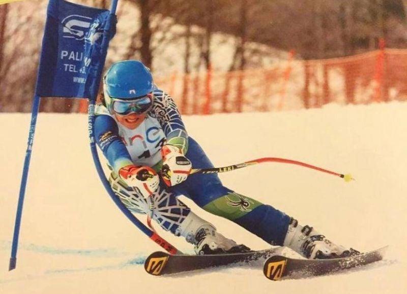 Manon Ouaiss, une skieuse déterminée à atteindre des sommets