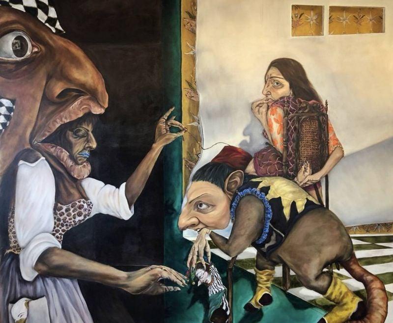 Entrez dans l'univers des contes grotesques et sarcastiques de Nour el-Saleh