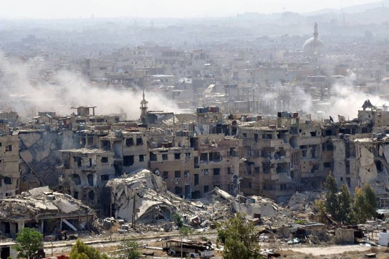 Regards palestiniens sur la révolution syrienne