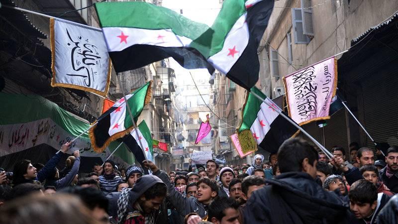 Oppositions syriennes : anatomie d'un échec