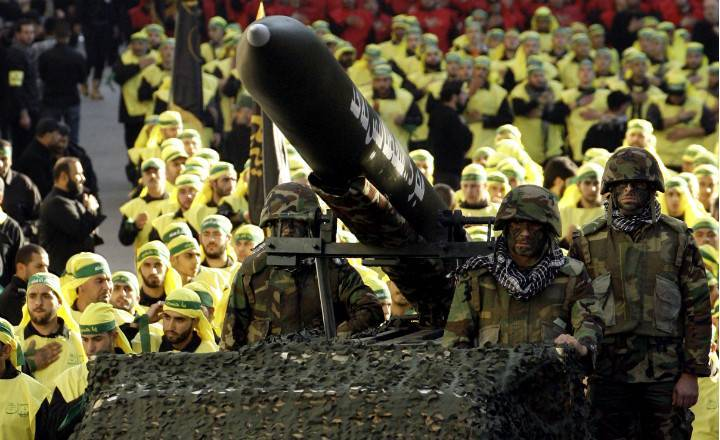 How the Syrian war transformed Hezbollah