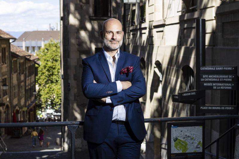 Zahi Haddad au cœur de la Suisse et du monde