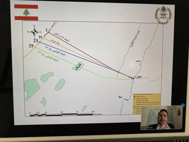Les négociateurs libanais sermonnent la classe dirigeante