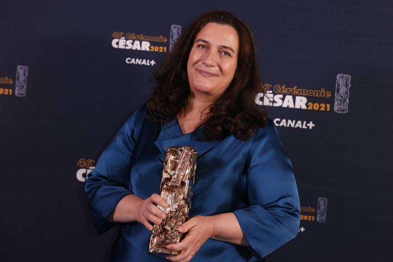 Tina Baz, une Libanaise récompensée aux César