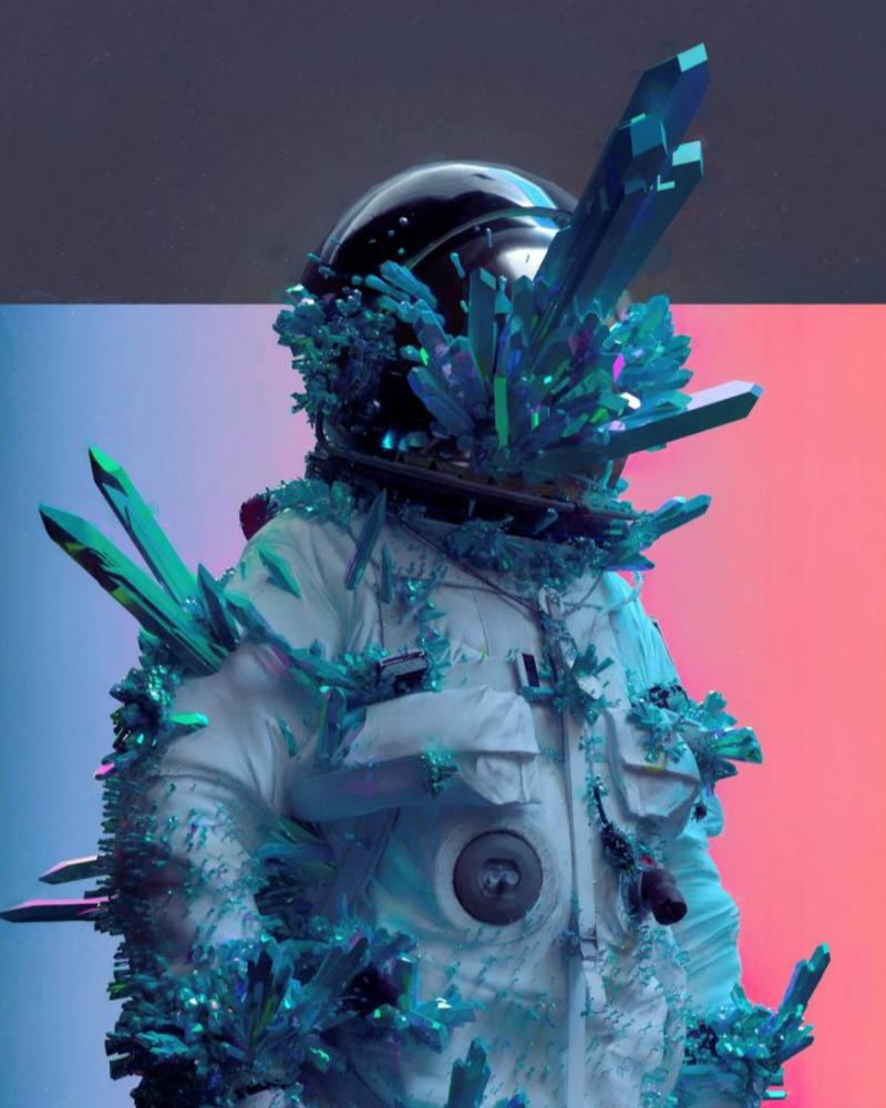 Beeple, artiste devenu symbole de la fièvre numérique des collectionneurs