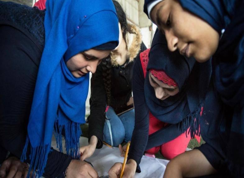 Au Liban, la crise fait subir une série d'épreuves aux adolescents