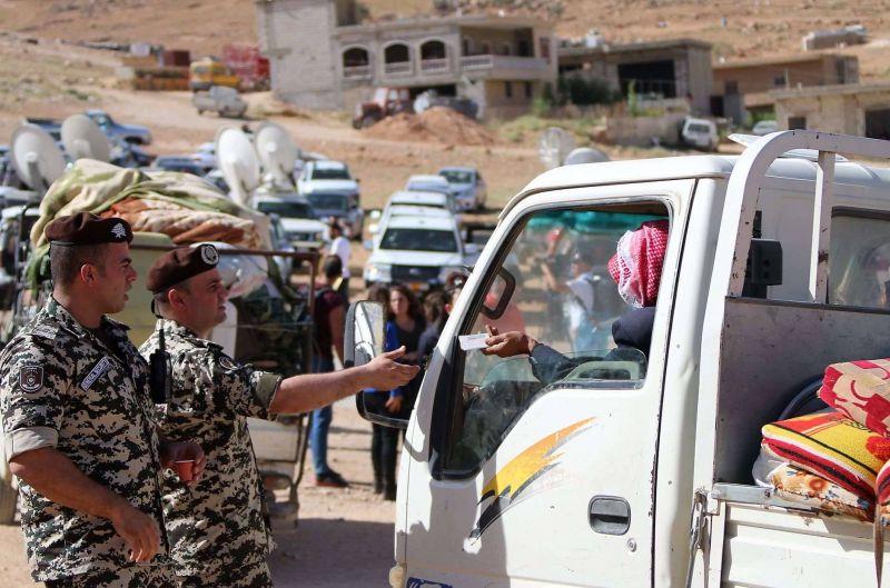 Les réfugiés syriens, un levier politique pour Beyrouth et Damas