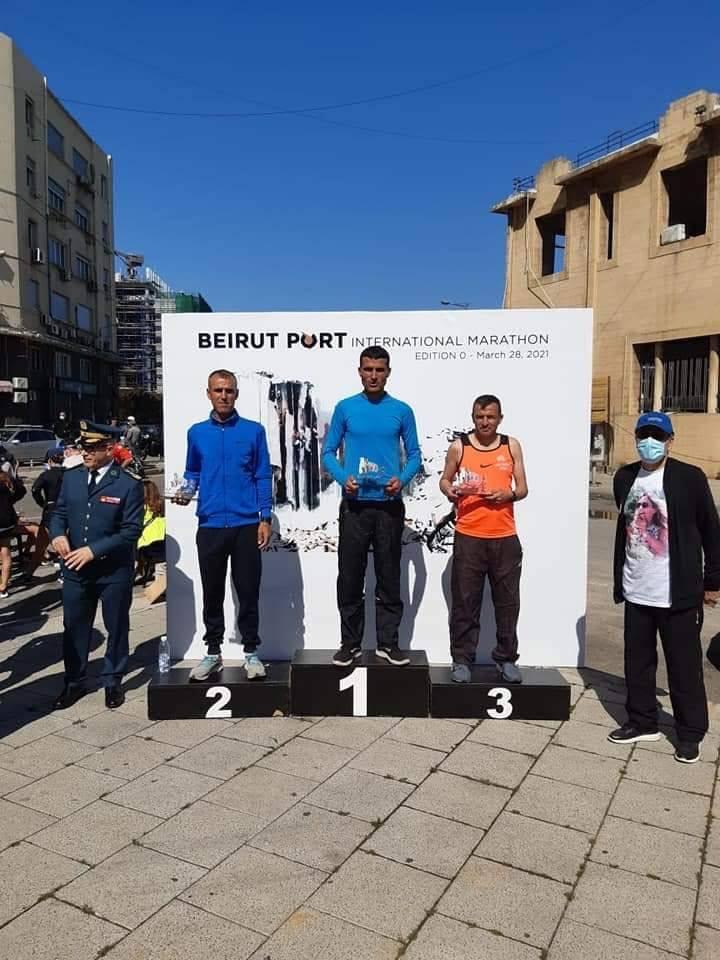 Un marathon pour honorer les victimes de l'explosion au port de Beyrouth