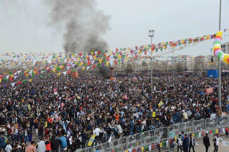 Un Nouvel An kurde en forme de protestation
