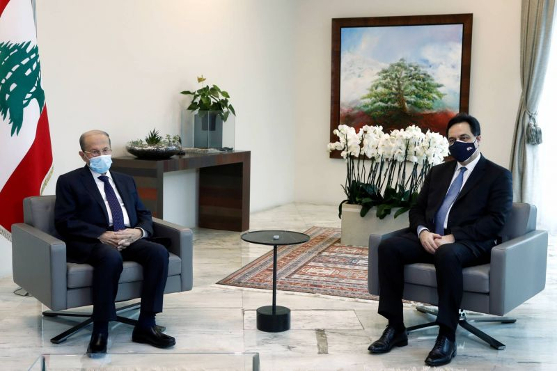 With no cabinet, two men are making the most sensitive decisions in Lebanon. Experts warn this is unconstitutional and may have corrosive effects