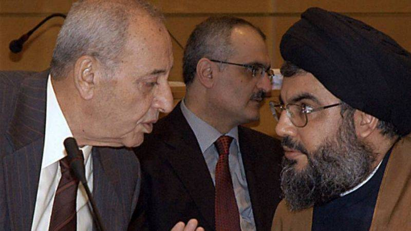 How Michel Aoun is driving a wedge between Hezbollah and Amal