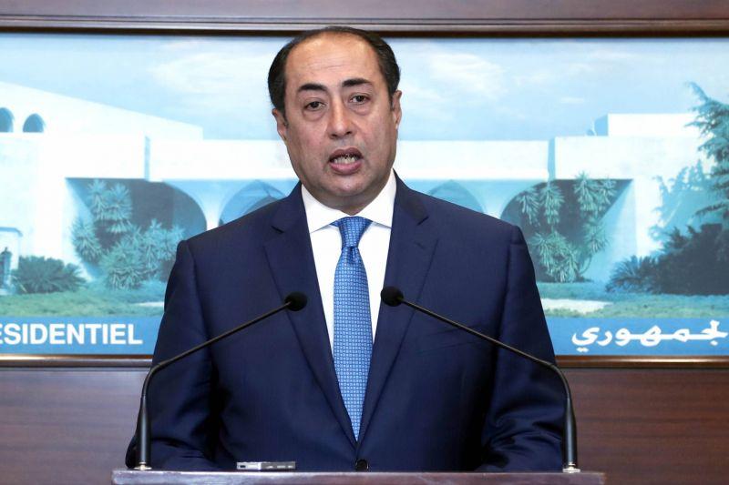Zaki propose une médiation de la Ligue arabe pour débloquer la crise