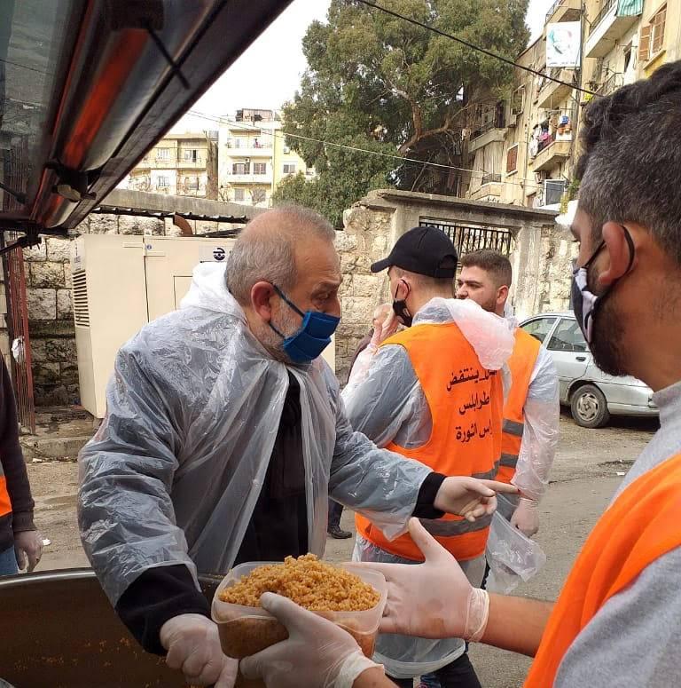 Lorsqu'un humanitaire de Tripoli passe pour un suspect