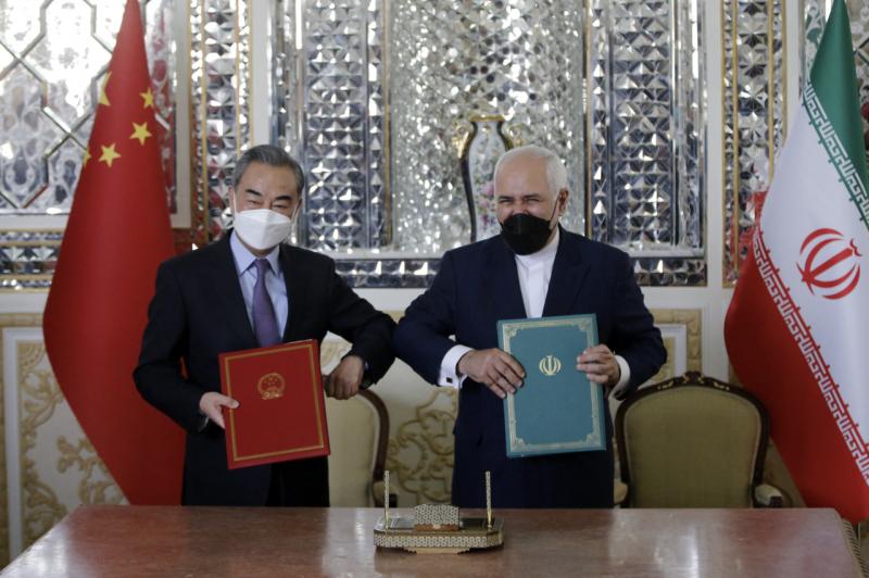 Accord Téhéran-Pékin: la fin de l'isolement diplomatique pour l'Iran ?