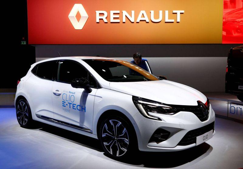 Renault veut être «dans le match»