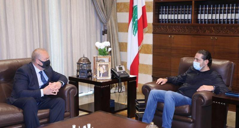 Le Drian aux dirigeants libanais: «Cessez immédiatement votre blocage»