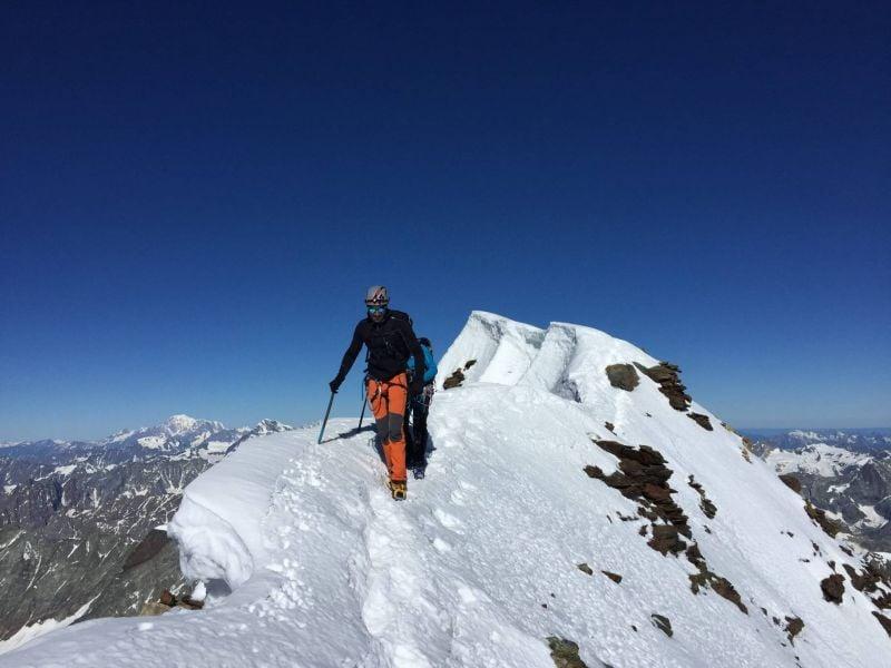 Rami Rasamny, l'alpiniste au grand cœur...