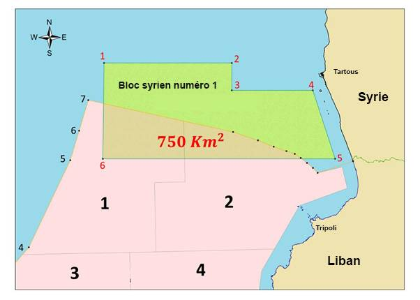 Frontière maritime Liban-Syrie: les enjeux d'une polémique