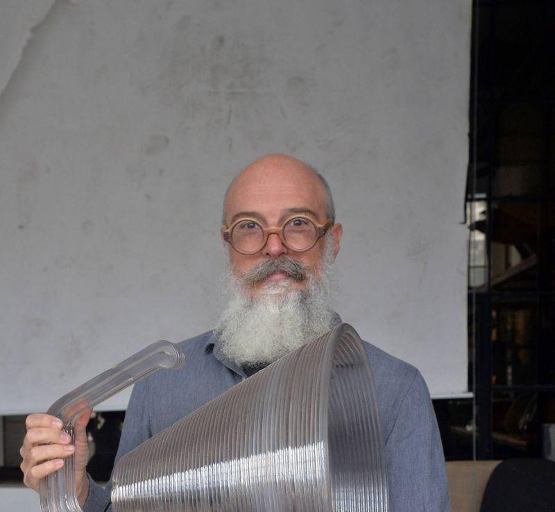 Guillaume Credoz, l'artiste qui murmure à l'oreille des robots