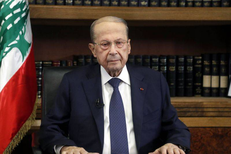 Politiques, banques et BDL... Aoun incrimine tous azimuts