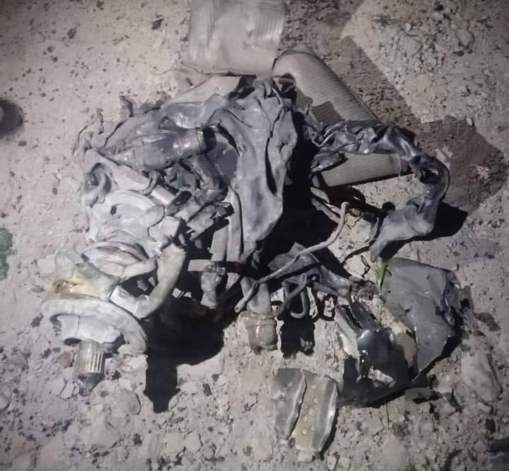 Un missile de la défense antiaérienne syrienne s'écrase au Liban-Sud